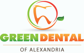 Green Dental of Alexandria logo