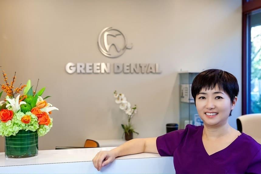 Green Dental of Alexandria Dr. Park